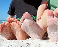 Грибковая инфекция ног: как вылечить болезнь народными средствами