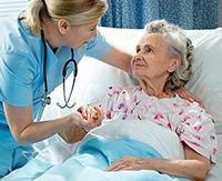 Как лечить пролежни у пожилых людей, прикованных к постели