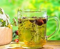 Монастырский чай и другие народные средства от гипергидроза
