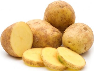 Картофель способен обезболить обожженное место и предотвратить формирование волдырей