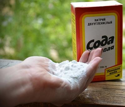 Обычная сода, которая есть на каждой кухне, поможет избавиться от неприятных симптомов экземы