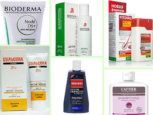 Применение специальных шампуней для обработки больной кожи является одним из средств лечения