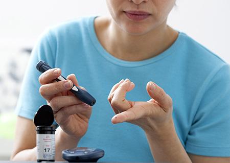 жжение кожи диабет