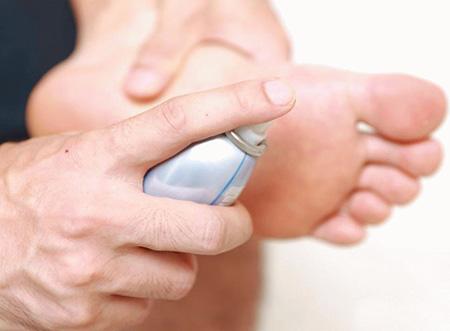 Лечение грибка на ногах в домашних условиях