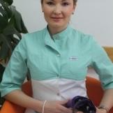 Тимербулатова Лилия Рафаилевна, дерматолог