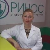 Чистик Оксана Вячеславовна, дерматолог