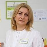 Денисенко Наталья Брониславовна, дерматолог