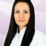 Кривда Виктория Алексеевна, дерматолог