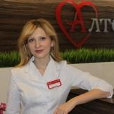 Богомолова Евгения Борисовна, дерматолог